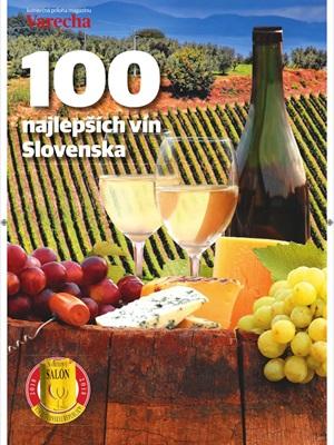 100 najlepších vín